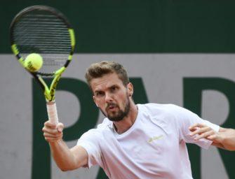 ATP-Turnier in Köln: Lokalmatador Otte erneut im Achtelfinale