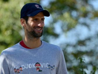 """Djokovic auf Rekordjagd: """"Zur Ehrlichkeit erzogen"""""""