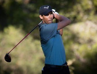Tennis-Idol Nadal Sechster bei Golf-Turnier