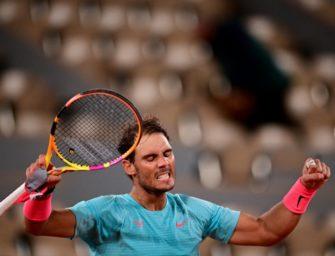 Nadal nach Nachtschicht im Halbfinale – Thiem scheitert