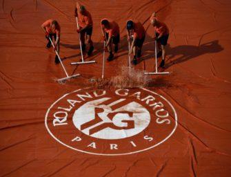 Ermittlungsverfahren wegen möglichen Wettbetrugs bei French Open
