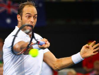 French Open: Frankfurter Pütz im Doppel-Viertelfinale