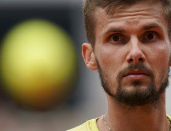 ATP-Turnier in Köln: Lokalmatador Otte im Achtelfinale ausgeschieden