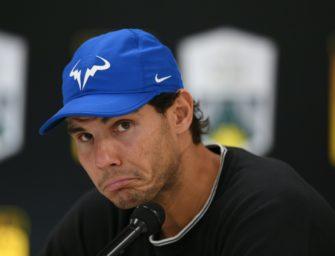 Tennisstar Nadal fordert die Golfprofis auf Mallorca
