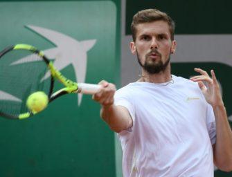 ATP-Turnier in Köln: Lokalmatador Otte scheitert an Schwartzman