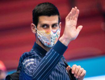 """Djokovic trotz Pleite gelassen: """"Habe getan, was ich tun musste"""""""