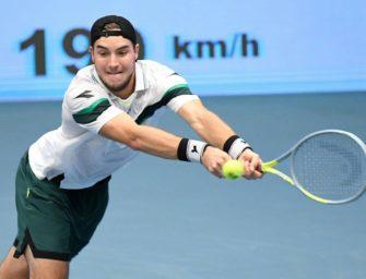 Profi-Tennis im Januar: Turniere, Teilnehmer und TV