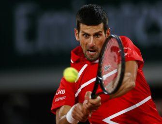 """Djokovic sucht Kraft bei """"Energie-Pyramiden"""""""