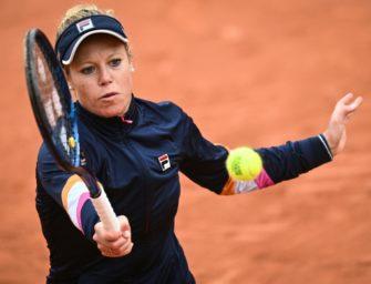 Siegemund überraschend im Viertelfinale der French Open