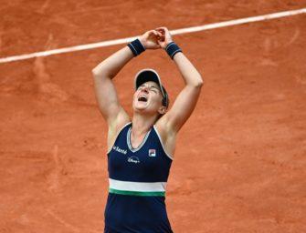Als Qualifikantin ins Halbfinale: Podoroska schreibt bei den French Open Geschichte