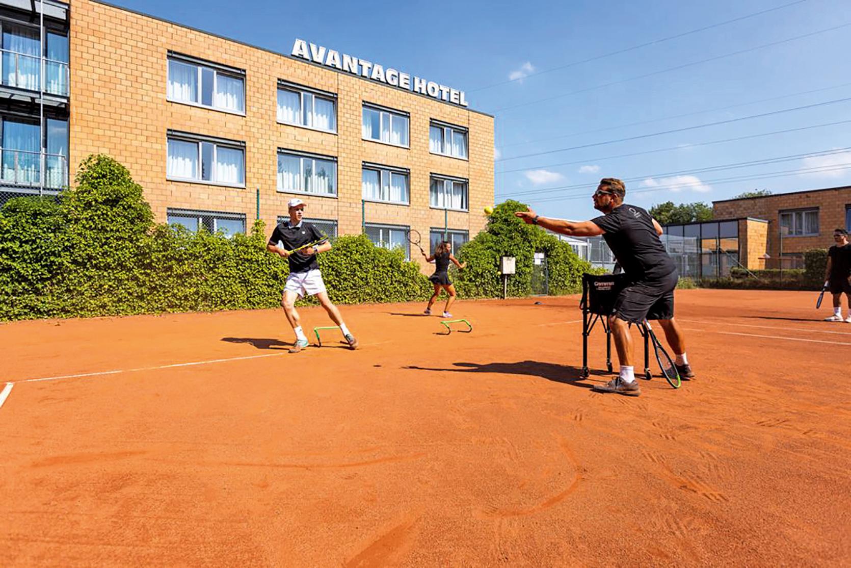 Tennis Training in Norddeutschland