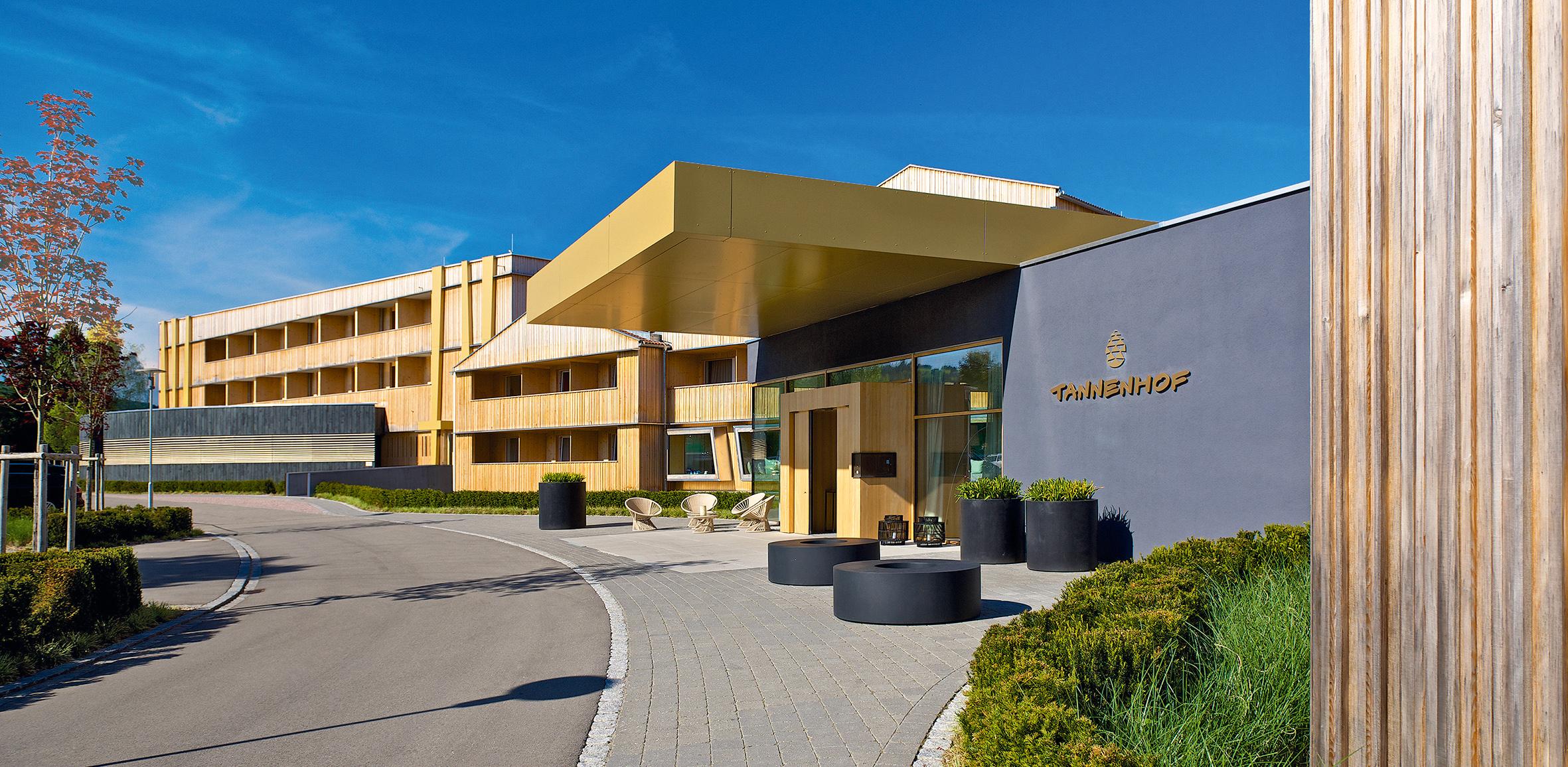 Tennis und alpiner Lifestyle im Hotel Tannhof