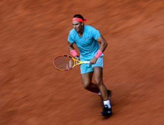 Rekordsieger Nadal im Finale der French Open