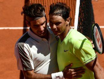 """Nadal über Federer: """"Wir respektieren einander sehr"""""""