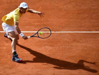 Siegeszug geht weiter: Daniel Altmaier im Achtelfinale der French Open