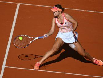 French Open: Kenin komplettiert Halbfinale