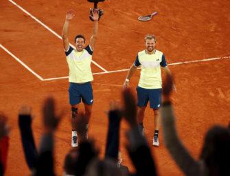 Erfolgreiche Titelverteidigung: Krawietz/Mies gewinnen erneut die French Open
