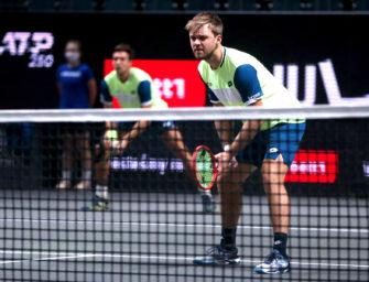 Krawietz/Mies im Halbfinale von Wien