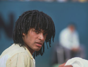 Yannick Noah: Der Entertainer