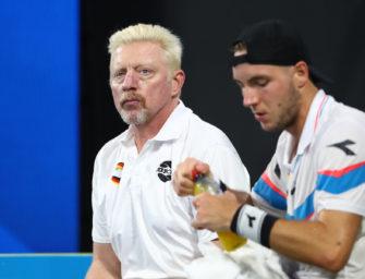 """Boris Becker hört beim DTB auf: """"Mir fehlt die Zeit"""""""