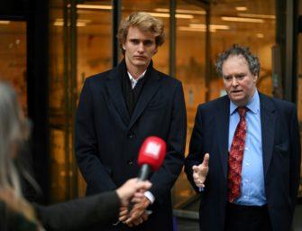 Zverev siegt vor Gericht gegen Ex-Manager Apey