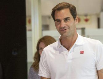 """Federer ist heiß auf Olympia: """"Eines meiner großen Ziele"""""""