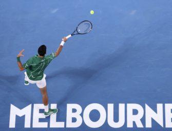 Medien: Australian Open sollen am 8. Februar starten