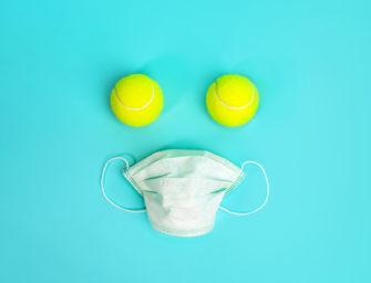 Tennis im harten Corona-Lockdown: deutsches Kuddelmuddel
