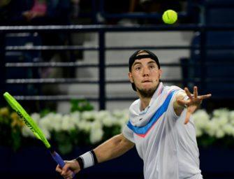 Halbfinale verpasst: Struff verliert enges Duell in Antalya
