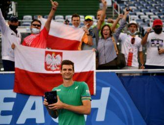 Hurkacz gewinnt ATP-Turnier in Delray Beach