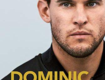 """Verlosung: 5 Bücher von """"Dominic Thiem – Zwischenbilanz"""" zu gewinnen"""