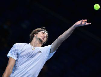 Zverev kritisiert Sonderbehandlung für die Topstars