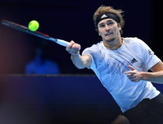 ATP Cup live auf ServusTV Deutschland