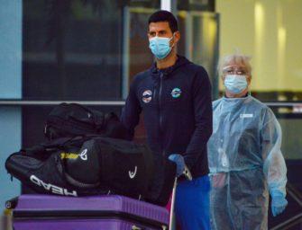 Hordorff rät Profis vor den Australian Open zu Demut