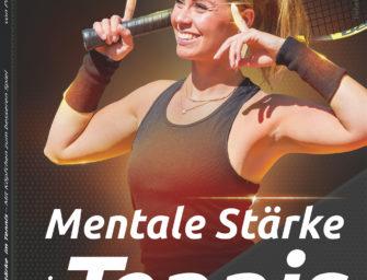 """Verlosung: 4 Bücher von """"Mentale Stärke im Tennis"""" zu gewinnen"""