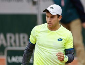 """Tennisprofi Koepfer selbstbewusst: """"Ziel sind die Top 50"""""""