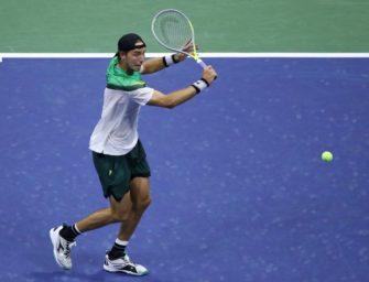 Struff optimistisch vor Tourstart im Tennis