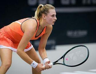 Dayana Yastremska nach positiver Dopingprobe suspendiert