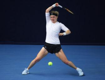Francesca Jones: Mit acht Fingern ins Australian Open-Hauptfeld