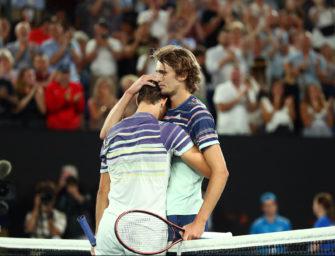 Preisgeld Australian Open 2021: So viel verdienen Zverev, Thiem & Co.