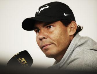 """Rafael Nadal: """"Die Welt leidet und wir Profis dürfen uns nicht beklagen"""""""