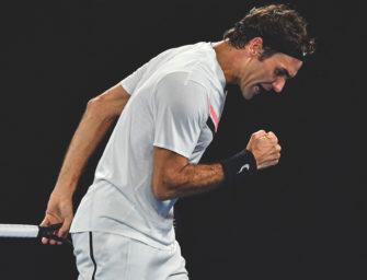 Die Körpersprache der Tennisprofis: Der Körper lügt nicht