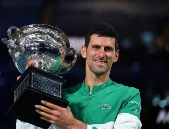 Djokovic muss wegen Bauchmuskelverletzung pausieren