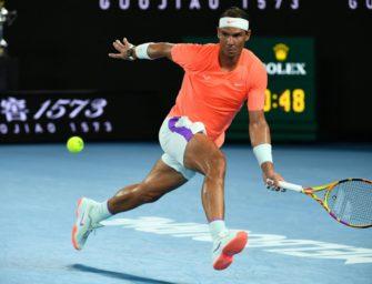 Absage für Rotterdam: Nadals Rücken zwickt weiterhin