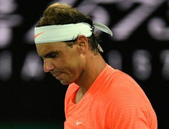 Der 21. Titel muss warten: Nadal im Melbourne-Viertelfinale ausgeschieden