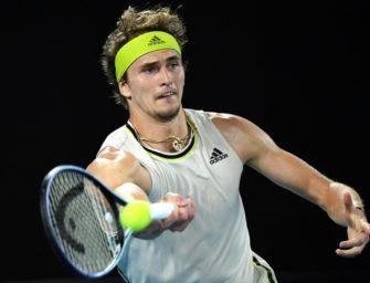 Zverev scheitert im Viertelfinale an Rekordsieger Djokovic
