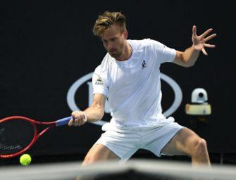 Tennis: Gojowczyk im Halbfinale von Montpellier