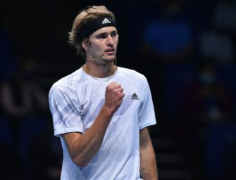 50. Sieg bei Grand-Slam-Turnieren: Zverev marschiert ins Viertelfinale