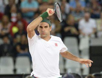 Über ein Jahr Pause: Federer peilt Comeback im März in Doha an