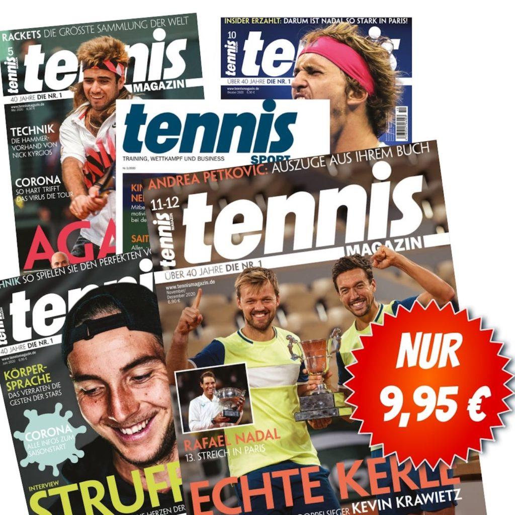 tennis MAGAZIN